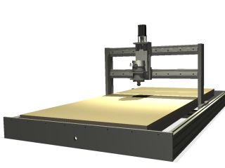 Your homemade cnc router project begins here